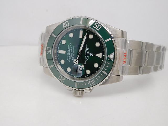 Rolex Submariner replica116610LV Ceramic Bezel