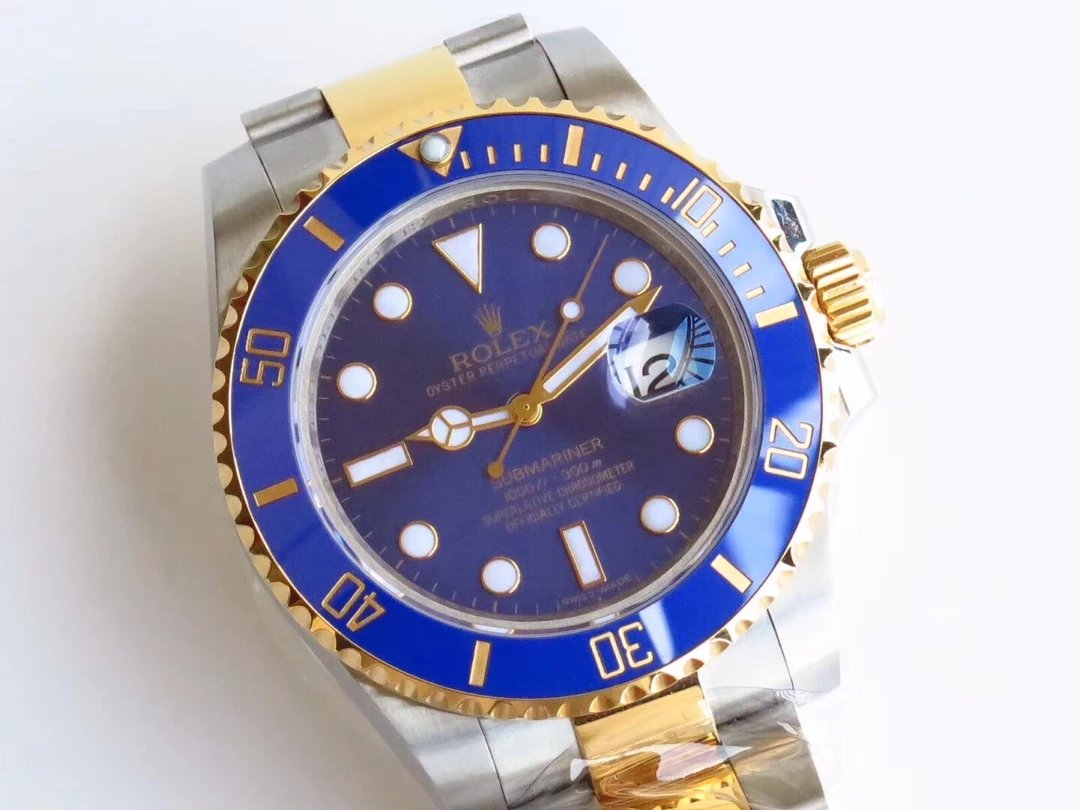 Rolex Submariner Blue Replica