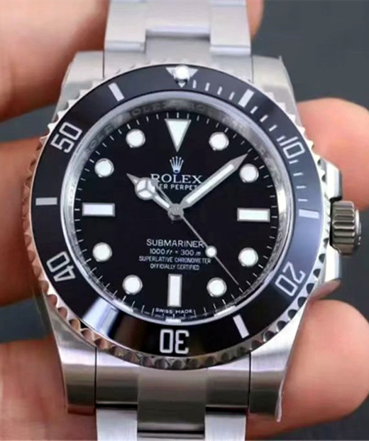 replica Black Rolex submariner
